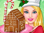 Play Gingerbread House Decoration