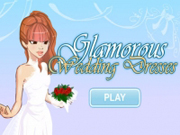 Play Glamorous Wedding Dresses
