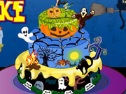 Play Halloween Perfect Cake