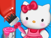 Play Hello Kitty House Makeover