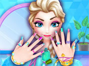 Play Ice Princess Nail Salon