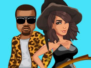 Play Kim Kardashian Halloween Costumes
