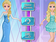 Play Makeover Studio - Elsa
