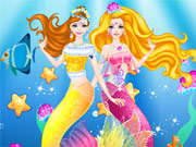 Play Mermaids Makeover Salon