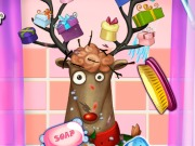 Play Messy Rudolph The Reindeer