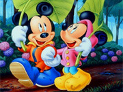 Play Mickey and Friends Find the Alphabets
