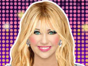 Play Miley Cyrus Real Makeover