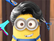Play Minion Hair Salon