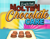 Play Molten Chocolate Cake