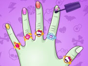 Play Monster High DIY Nails