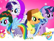 Play My Little Pony Winter Fashion