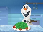 Play Olaf Ice Cream Turtle Cake