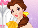 Play Princess Belle Makeup