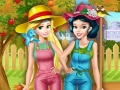 Play Princess Garden Work