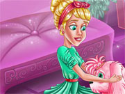 Play Princess Puppy Grooming