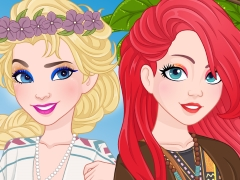 Play Princesses Boho Look