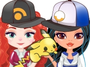 Play Princesses Pokemon Trainers
