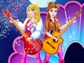 Play Princesses popstar concert