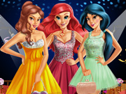 Play Princesses Prom Night