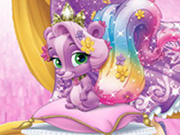 Play Rapunzel and Meadow Palace Pets