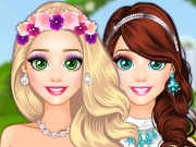 Play Rapunzel Perfect Bridesmaid