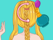 Play Rapunzel Wedding Braids