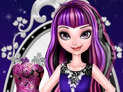 Play Raven Queen Fashion