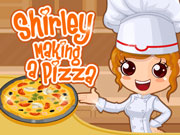 Play Shirley Making A Pizza
