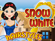 Play Snow White New Hairstyle