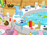 Play Spa Salon Cleanup 3
