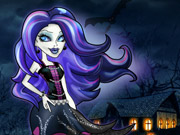 Play Spectra Vondergeist Hidden Halloween