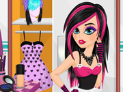 Play Stylish Emo Makeover