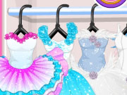 Play Super Barbie Ballerina