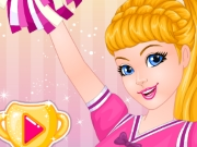 Play Super Barbie Cheerleader