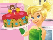 Play Tinkerbell Fairy Cake