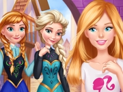 Play Trip To Arendelle