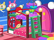 Other games twin baby room decoration girl games net for Baby room decoration games online