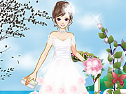Play Wedding On The Beach Dress Up