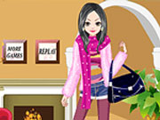 Play Winter Glam Dress Up