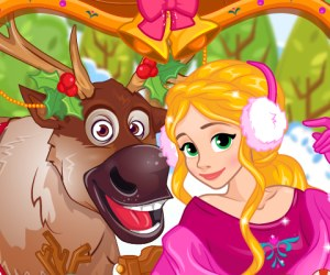 Play Winter In Arendelle