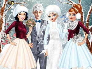 Play Winter Wedding Ideas