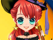 Play Witchy Cutie